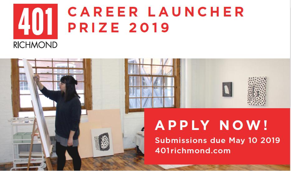 2019 401 Richmond Career Launcher Prize